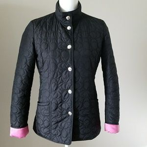 Coach light weight jacket